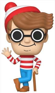 Where's Waldo - Waldo Pop! Vinyl | Pop Vinyl