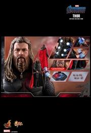 "Avengers 4: Endgame - Thor 1:6 Scale 12"" Action Figure | Merchandise"