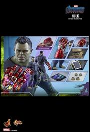 "Avengers 4: Endgame - Hulk 1:6 Scale 12"" Action Figure | Merchandise"