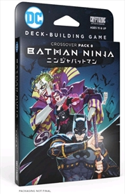 DC Comics - DBG Batman Ninja Crossover Pack 8 | Merchandise