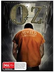 Oz - Seasons 1-6 Boxset | DVD