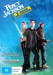 Percy Jackson And The Lightning Thief / Percy Jackson - Sea Of Monsters | DVD