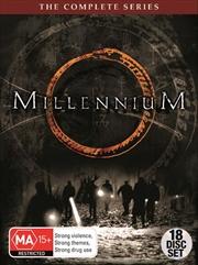 Millennium - Season 1-3 | Complete Series | DVD