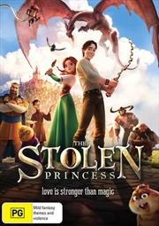 Stolen Princess, The | DVD