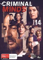 Criminal Minds - Season 14 | DVD