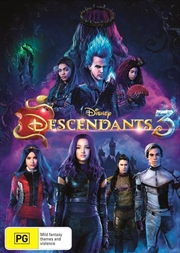 Descendants 3 | DVD