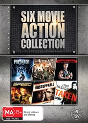 Action 6 Pack - Collection | DVD