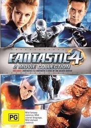 Fantastic Four / Fantastic Four - Rise Of The Silver Surfer | DVD