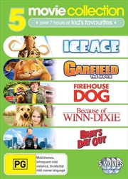 Kids Favourites 5 Pack - Collection | DVD