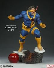 X-Men - Cyclops Premium Format Statue | Merchandise