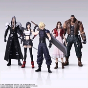 Final Fantasy 7 - Remake Trading Arts | Merchandise