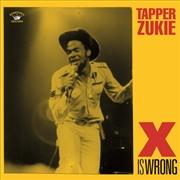 X Is Wrong | Vinyl