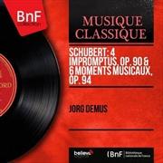 Schubert - Impromptus, Klaviers | CD