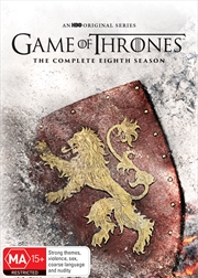 Game Of Thrones - Season 8 (SANITY EXCLUSIVE) | DVD