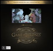 Game Of Thrones Season 1-8 Deluxe Limited Boxset | Blu-ray