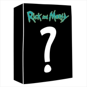 Rick and Morty - Dice Game | Merchandise