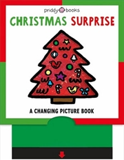 Christmas Surprise - Changing Picture Book   Hardback Book