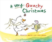 A Very Quacky Christmas | Paperback Book