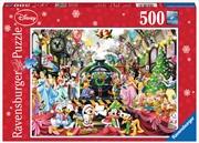 Christmas Train 500 Piece Puzzle | Merchandise