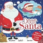Dear Santa | Hardback Book