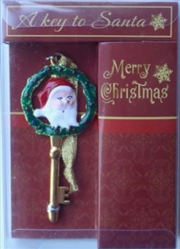 Santa Key | Merchandise