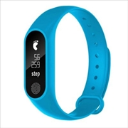 Fitness Watch - Blue Colour | Apparel