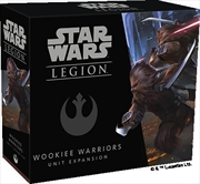Star Wars Legion Wookie Warriors Unit Expansion | Merchandise
