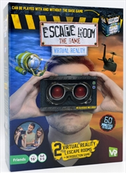 Escape Room the Game Virtual Reality VR | Merchandise