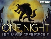 One Night Ultimate Werewolf | Merchandise