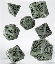 Pathfinders Tyrant Grasp RPG Dice Set | Merchandise