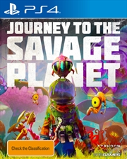 Journey To The Savage Planet | PlayStation 4