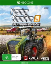 Farming Simulator 19 Platinum Edition | XBox One