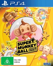 Super Monkey Ball Banana Blitz HD | PlayStation 4