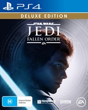 Star Wars Jedi Fallen Order - Deluxe Edition | PlayStation 4