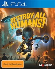 Destroy All Humans | PlayStation 4