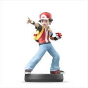 Nintendo amiibo Pokemon Trainer (Super Smash Bros Collection) | Accessories