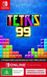 Tetris 99 | Nintendo Switch