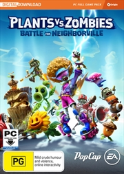 Plants vs Zombies Battle for Neighborville | PC