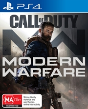 Call Of Duty Modern Warfare | PlayStation 4