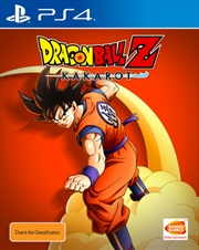 Dragon Ball Z Kakarot | PlayStation 4