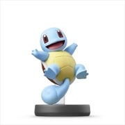Nintendo amiibo Squirtle (Super Smash Bros Collection) | Accessories