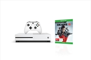 Xbox One Console S 1TB with Gears 5 | XBox One