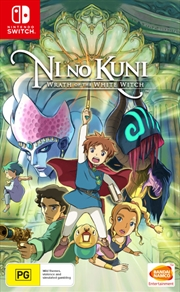 Ni no Kuni Wrath of the White Witch Remastered | Nintendo Switch