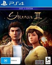 Shenmue Iii | PlayStation 4