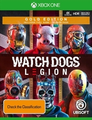Watch Dogs Legion: Gold Edn | XBox One