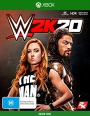 WWE 2k20 | XBox One