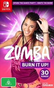 Zumba Burn It Up! | Nintendo Switch