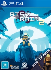 Risk Of Rain 2 | PlayStation 4