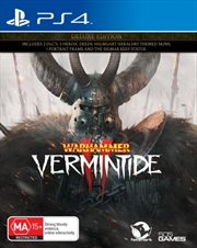 Warhammer Vermintide 2 Deluxe Edition | PlayStation 4