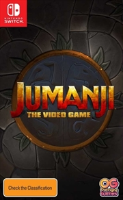 Jumanji The Video Game | Nintendo Switch